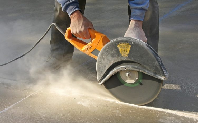 Tips on How To Cut Concrete - Vic Sawing & Drilling