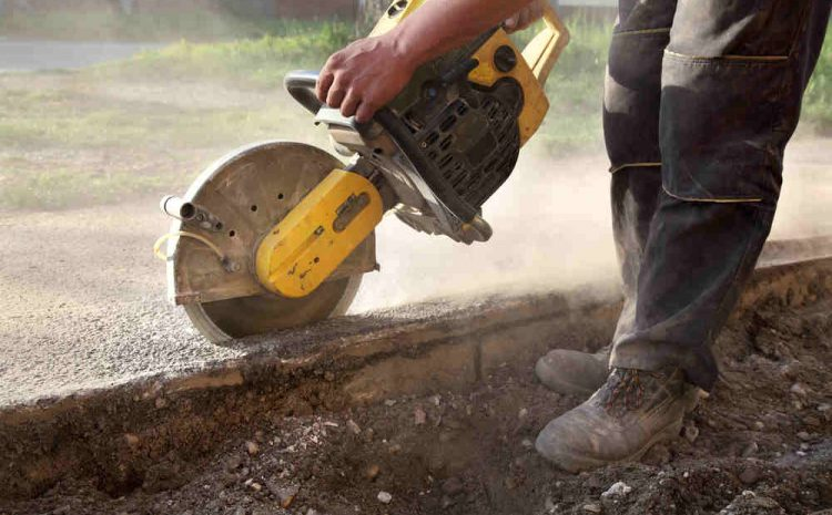Your Guide To Concrete Sawing Melbourne