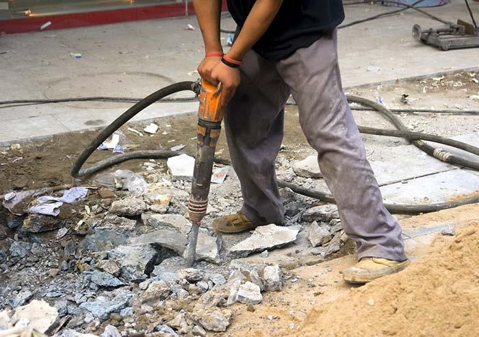 concrete drilling service