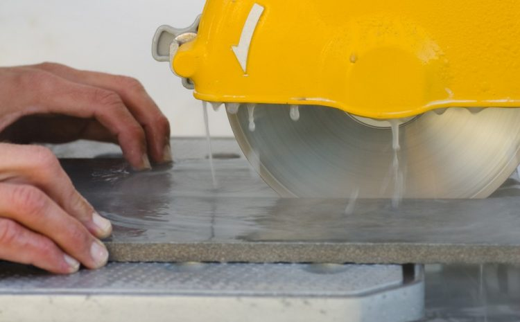 A Guide to Cutting Tiles and Concrete