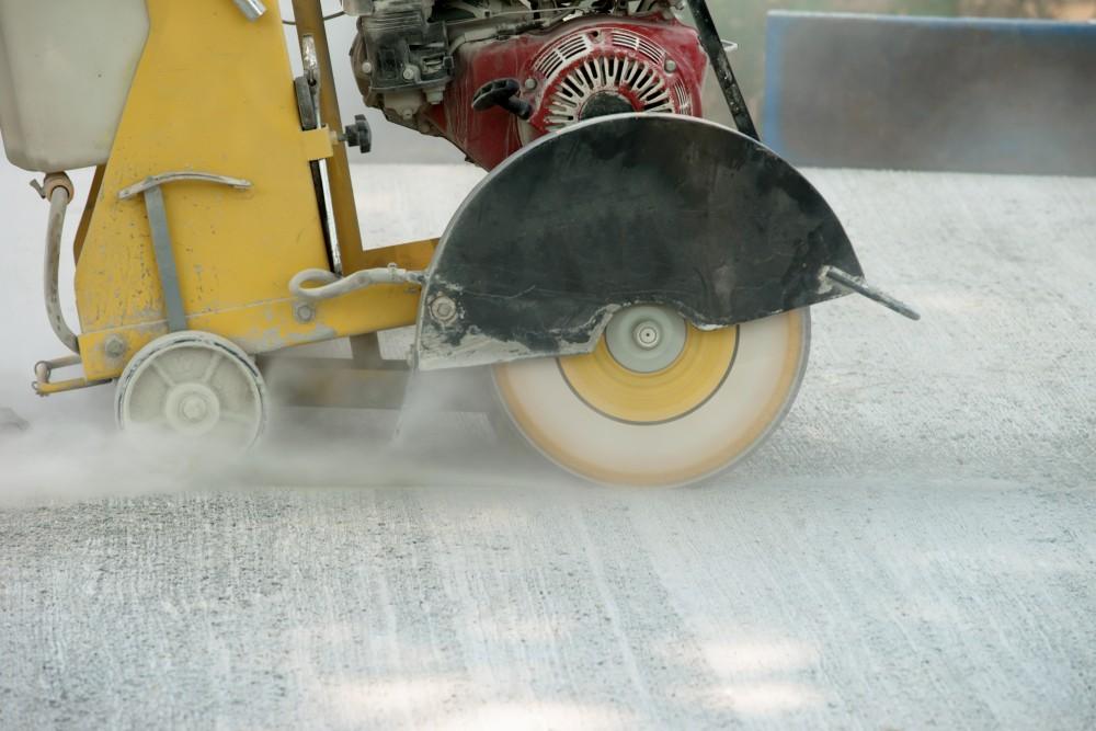 Diamond Concrete Blades Wet VS Dry Cutting
