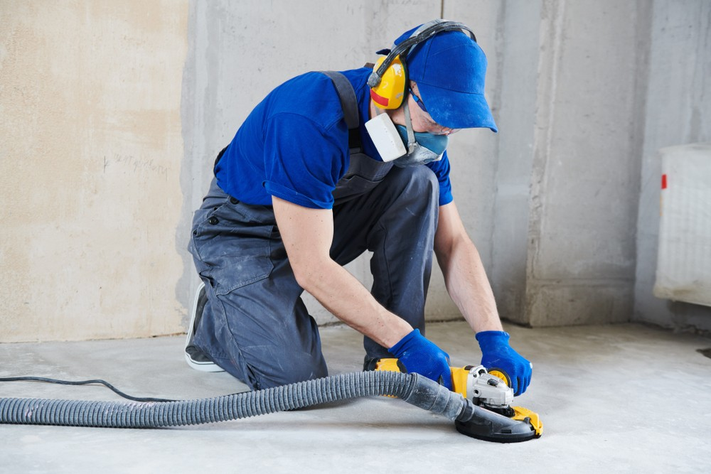 Dry Cutting Concrete Safer