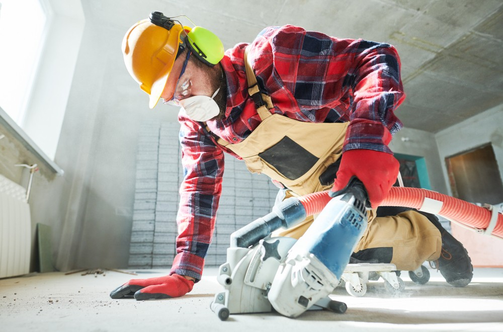Risks Involved With Dry Cutting Concrete
