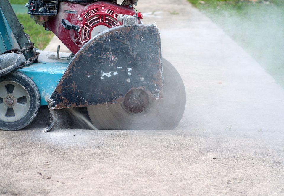 Flush Cutting For Accurate Concrete Cutting
