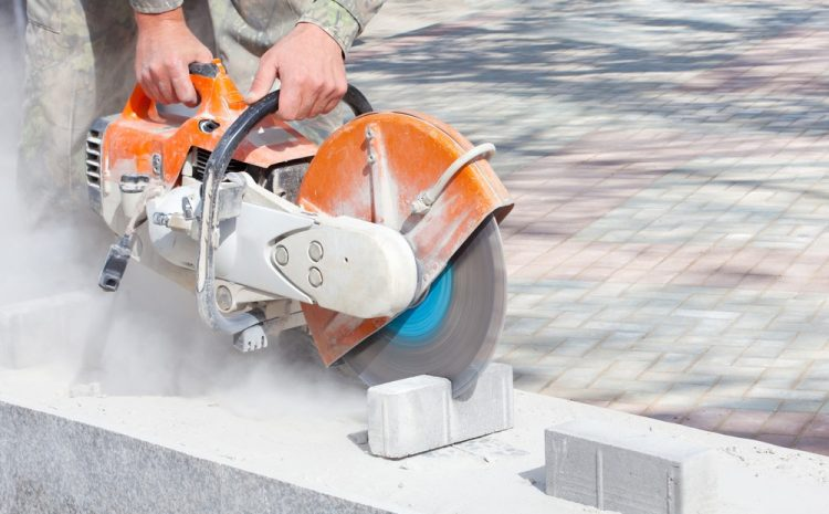 What Are Some Of The Uses Of A Concrete Saw?